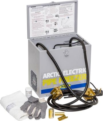 arctic electric mini pipe freezing machine. Black Bedroom Furniture Sets. Home Design Ideas
