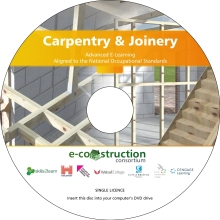Carpentry & Joinery E-Learning Programme