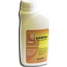 CORGI Central Heating Inhibitor 500ml Concentrate