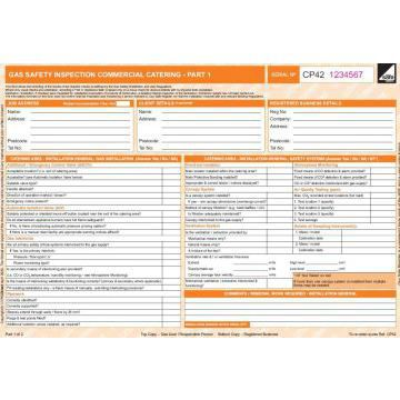 electrical safety certificate template - corgidirect gas safety inspection commercial catering