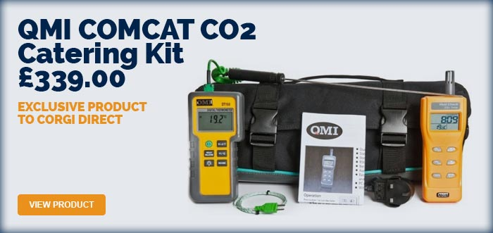 QMI COMCAT CO2 Catering Kit