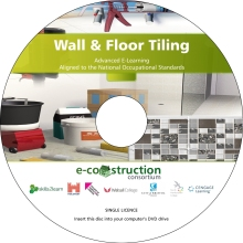 Wall & Floor Tiling E-Learning Programme