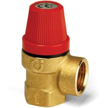 "1/2"" x 1/2"" x 6 bar Safety Relief Valve"