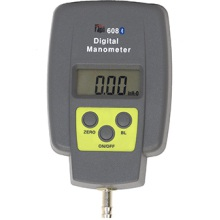 608BT Single Input Manometer with Bluetooth Communication