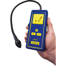 AGM 55 Anton Gas Leak Detector c/w Boot