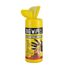 Anti-Bacterial Wipes (Tub of 40)