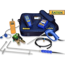 Anton Sprint eVo2 Kit 4 Multifunction Flue Gas Analyser