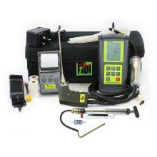 As 709R-Kit + A740 Infra-Red Printer + A788 Smoke Pump & A773 Oil Filter