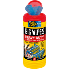 BIG WIPES HEAVY DUTY WIPES (80)