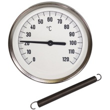 Bimetal Contact Thermometer
