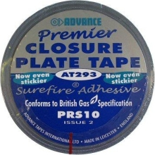 Closure Plate Tape PRS10