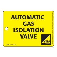 CORGIdirect Automatic Gas Isolation Valve - WL36