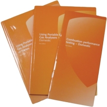 CORGIdirect Combustion Analysis Book Set