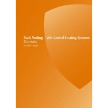 CORGIdirect Fault Finding - Wet Central Heating Systems Manual - Domestic - FFG2 (CG)