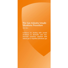 CORGIdirect The Gas Industry Unsafe Situations Procedure - USP1