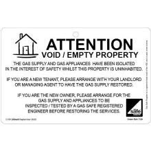CORGIdirect Void Property Tag - TG8