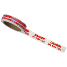 'DANGER - DO NOT USE' Tape - 33m