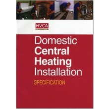 Domestic Central Heating Specification Installation