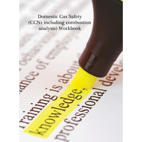 Domestic gas safety ccn1 including combustion analysis workbook twb0 fandeluxe Images