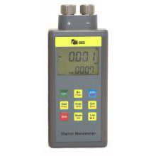 Dual Input Tuffman up to 100psi (6.89 Bar) Digital Manometer c/w Data Logging