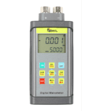 Dual Input Tuffman up to 100psi (6.89 Bar) Digital Manometer for Liquids