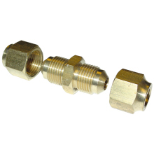 Flared 10mm Equal Union (2 Nuts)