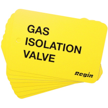 Gas Isolation Valve Plate (8)