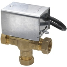 Honeywell Home V4073A Mid-Position Diverter Valve - 22mm