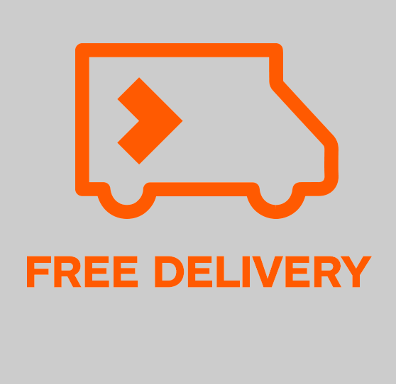 Free delivery available on this item.
