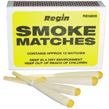 Smoke Matches and Pellets