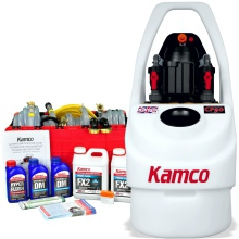 Kamco Clearflow CF90-2: Quantum 2 Power Flusher