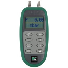 KANE 3500-1 Differential Pressure Meter (Bluetooth)