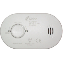 Kidde 7yr CO Alarm - 5CO BS & Kitemarked