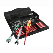 Kraftform Kompakt W1 Maintenance Set, 35 Piece