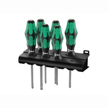 Kraftform Plus Lasertip 335/350/355/6 Screwdriver Set of 6