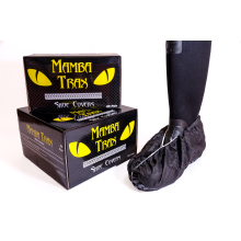 Mamba Trax Shoe Covers box of 50 (25 pairs)