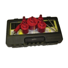 Monument Plumbers Holesaw Kit