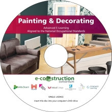 Painting & Decorating E-Learning Programme