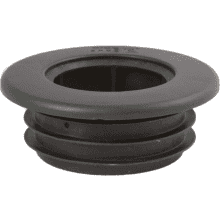 "PipeSnug Black to fit 40mm/1½"" solvent weld waste"