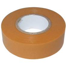 PVC Insulation Tape 20m - Brown