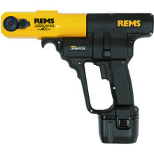 REMS Akku-Press ACC c/w extra 14.4 V, 3.0 Ah battery package