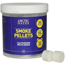 Smoke pellets (50x5gm)