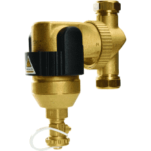 Spirotrap MBC1 Brass solutions with magnet and universal connection