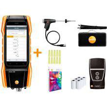 Testo 300 Flue Gas Analyser NOx Set with Printer