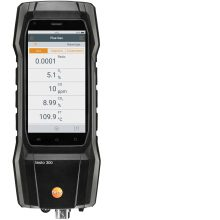 testo 300 - Flue Gas Analyser (Standard Kit + with Printer)