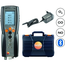 testo 340 - Flue Gas Analyser (Basic Combustion Kit)