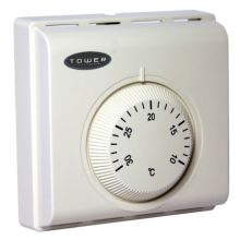 Tower Combi thermostat volt free 16a rating