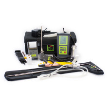 TPI 709R Kit 3 All Standard Accessories and includes IR Printer, Pipe Clamps, Probe Kit