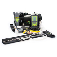 TPI 716 Kit 5 All Standard Accessories and includes IR Printer, Pipe Clamps, Probe Kit, Gas Sniffer