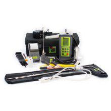 TPI 717R Kit 3 All Standard Accessories and includes IR Printer, Pipe Clamps & Probe Kit
